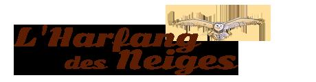 logo de l'entreprise Lharfang des neiges